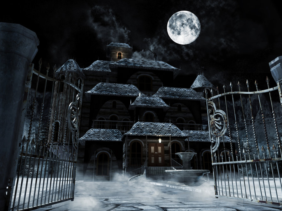 Social Theory and The Haunted House | The Books of Daniel on