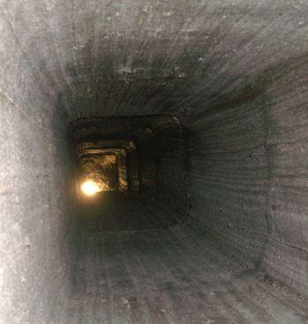 chimney-flues