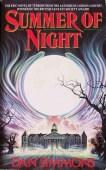 summer of night - dan simmons - uk pbk