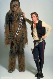 Han Meets Chewbacca