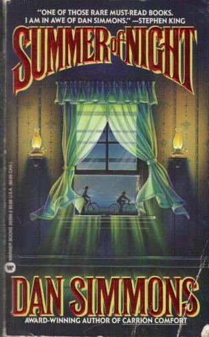 Summer of Night - Dan Simmons - Warner Books - Mar 1992