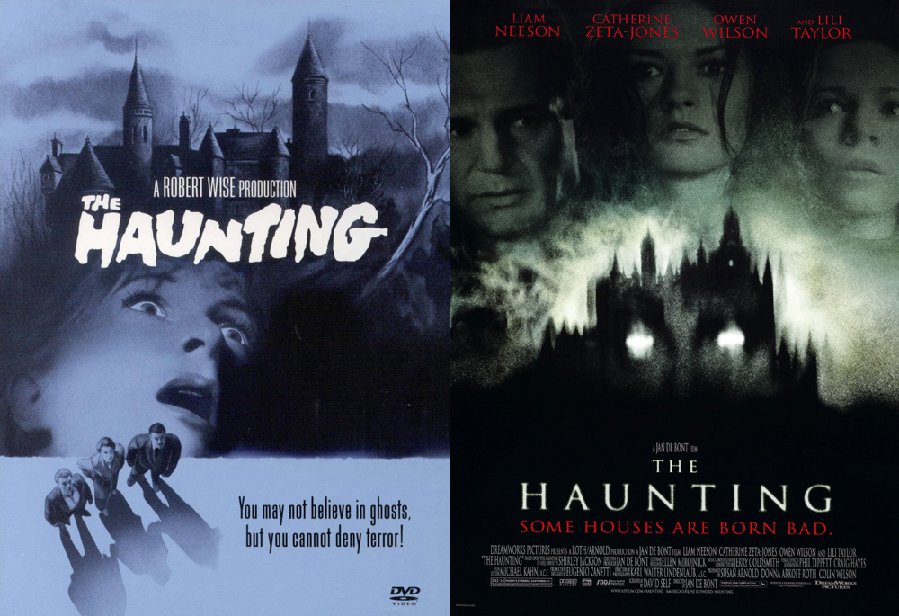 The Haunting 1963 Vs The Haunting 1999 Which Film Wins The Books Of Daniel