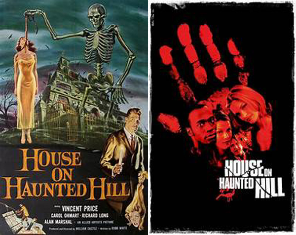 The House On Haunted Hill 1959 Vs The House On Haunted Hill 1999 Which Film Wins The Books Of Daniel